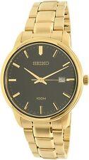 Seiko Men's SUR200 Gold Stainless-Steel Quartz Watch