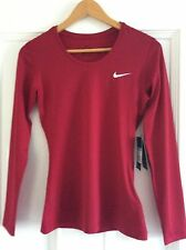 Ladies Nike DRY Training Dri Fit Top size Medium