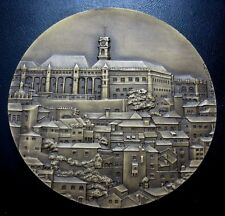 2000 years of History / City of Coimbra Portugal / Bronze Medal 90 mm / M61