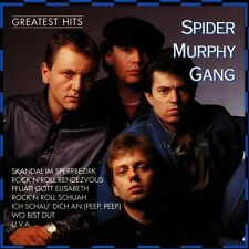 "SPIDER MURPHY GANG ""GREATEST HITS"" CD NEUWARE"