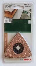 BOSCH Schleifplatte Dreieckform AVZ 78 RTfür FEIN Multimaster, Bosch 2609256953
