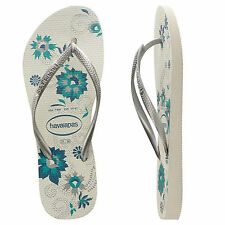 HAVAIANAS Womens Printed Thongs Flip-Flops Sandals Shoes