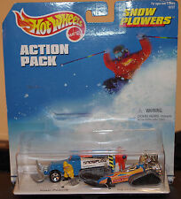 Hot Wheels Ski Plowers Action Pack