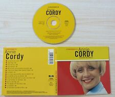 CD ALBUM DIGIPACK LES INDISPENSABLES DE VERSIONS ORIGINALES ANNIE CORDY 15 TITRE