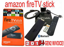 AMAZON FIRE TV STICK JAILBROKE with Alexa Voice Remote | Streaming Media Player