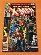 The X-Men #114 ~ FINE FN ~ (1978, Marvel Comics)