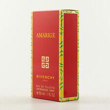 Givenchy Amarige EDT Eau de Toilette 30ml NEU&OVP