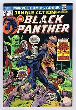 Jungle Action #9 Black Panther 1974 Very Fine OWP Civil War Marvel Comics
