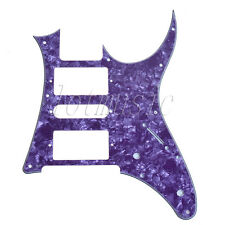 1pc purple pearl HSH Eletric Guitar Pickguard replacement Ibanez RG250 Style