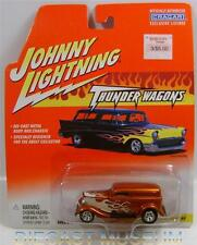 1933 '33 FORD DELIVERY FLAMES THUNDER WAGONS JOHNNY LIGHTNING JL DIECAST