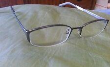 Kenneth Cole Eyeglasses Frames KC906 Brown 50[]17 150 Made in Japan