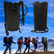 3L Water Backpack W/Bladder Bag Hydration Climbing Camping Hiking Survival Packs