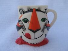 Kellogg's Tony The Tiger Cup Mug  F&F Mold & Die Works LOOK ! NICE !!!!