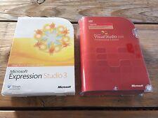 Microsoft Visual Studio 2008 Professional Englisch mit MwSt Rechnung
