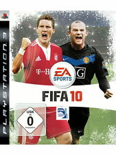 FIFA 10 by Electronic Arts GmbH Foot Ball Game for Sony Playstation 3 PS3, TOP