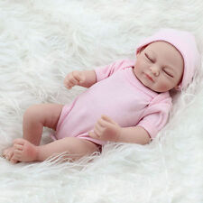 Realistic Reborn Dolls Girl Handmade Real Looking Newborn Baby Vinyl Silicone