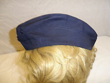 b0537-56  WW 2 US Navy WAVE Overseas cap Garrison hat female size 56