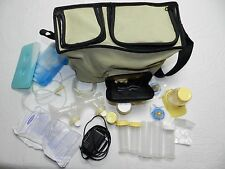 MEDELA double electric BREAST PUMP plus accessories