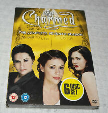 DVD Charmed - Series 7 (DVD, 2006, 6-Disc Set)
