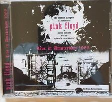 "PINK FLOYD : ""Live In Amsterdam 1969"" (RARE CD)"