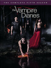 Vampire Diaries: The Complete Fifth Season - 5 DISC SET (DVD Used Very Good)
