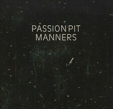 1 CENT CD Manners - Passion Pit