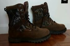 Men's Cabela's Boots Gore-Tex Thinsulate Hunting Hiking Trail Brown Camo 9.5 EE