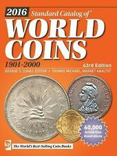 2016 Standard Catalog of World Coins 1901-2000