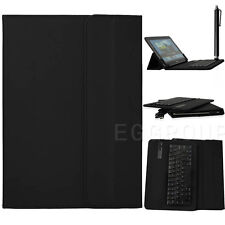Black For Nokia Lumia 2520 10.1 Tablet Removable Bluetooth Keyboard Case Cover