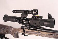 Sightmark Photon XT 6.5x50S Night Vision +NS350 DBL Infrared Illuminator kit