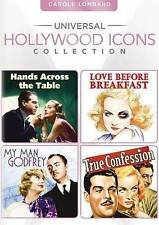 Universal Hollywood Icons Collection: Carole Lombard DVD, 2016, 2-Disc Set