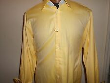 BEAUTIFUL ROBERT GRAHAM  YELLOW COLOR SIZE L/XL NWT