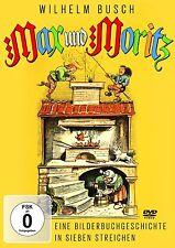 DVD Max und Moritz von Wilhelm Busch - Bilderbuch DVD alle Sieben Streiche