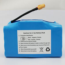 36V 4400MAH Electric Hover Scooter Replacement Battery Smart Balance Wheel
