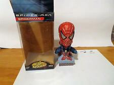 NECA- SPIDERMAN - HEAD KNOCKERS/BOBBLE HEAD NEW IN THE PACKAGE- MR1