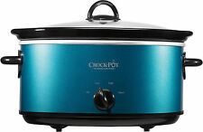 Crock-Pot 6 qt. Manual Slow Cooker One Size