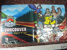 2013 Pokemon TCG WORLD CHAMPIONSHIPS Totempole Playmat◆ Discontinued = VERY RARE