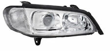 Clear chrome finish right side headlight front light for Opel Omega B 99-03 TYC