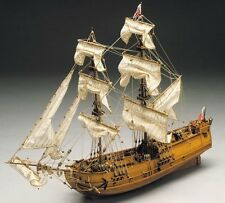 Mantua Golden Star. English Brig 1:150 (769) Model Boat Kit