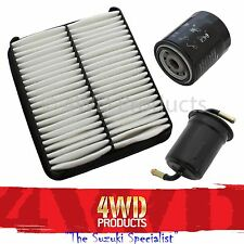 Full Filter SET - Suzuki XL7 2.7-V6 H27A (01-8/03)