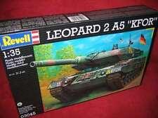 """REVELL® 03045 1:35 LEOPARD 2 A5 """"KFOR"""" NEU OVP"""