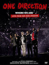One Direction 'Where We Are' Live From San Siro Stadium New DVD