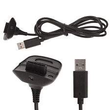 USB Charging Adapter Cable Replacement Charger for Xbox 360 Wireless Controller