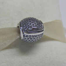 Authentic Pandora 791559 Epcot Spaceship Earth Charm Bag Included