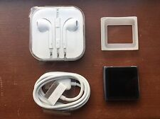Apple iPod nano 6th Generation Graphite (16 GB)