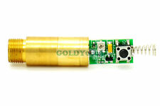 20mW INDUSTRIAL/LAB 3VDC 532nm Green Laser Diode Dot Module
