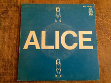 ALICE - LE NOUVEAU MONDE - FRENCH PROG,PROGRESSIF - BYG RECORDS!!!