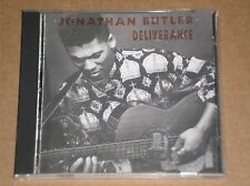 JONATHAN BUTLER - DELIVERANCE- CD
