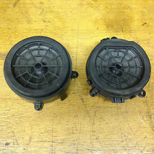 MERCEDES W203 C CLASS KOMPRESSOR COUPE DRIVERS DOOR SPEAKERS X2
