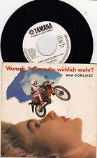 Ana Gonzalez  - Wunsch, Traum oder wirklich wahr Yamaha DT 50 MX WEA PRO